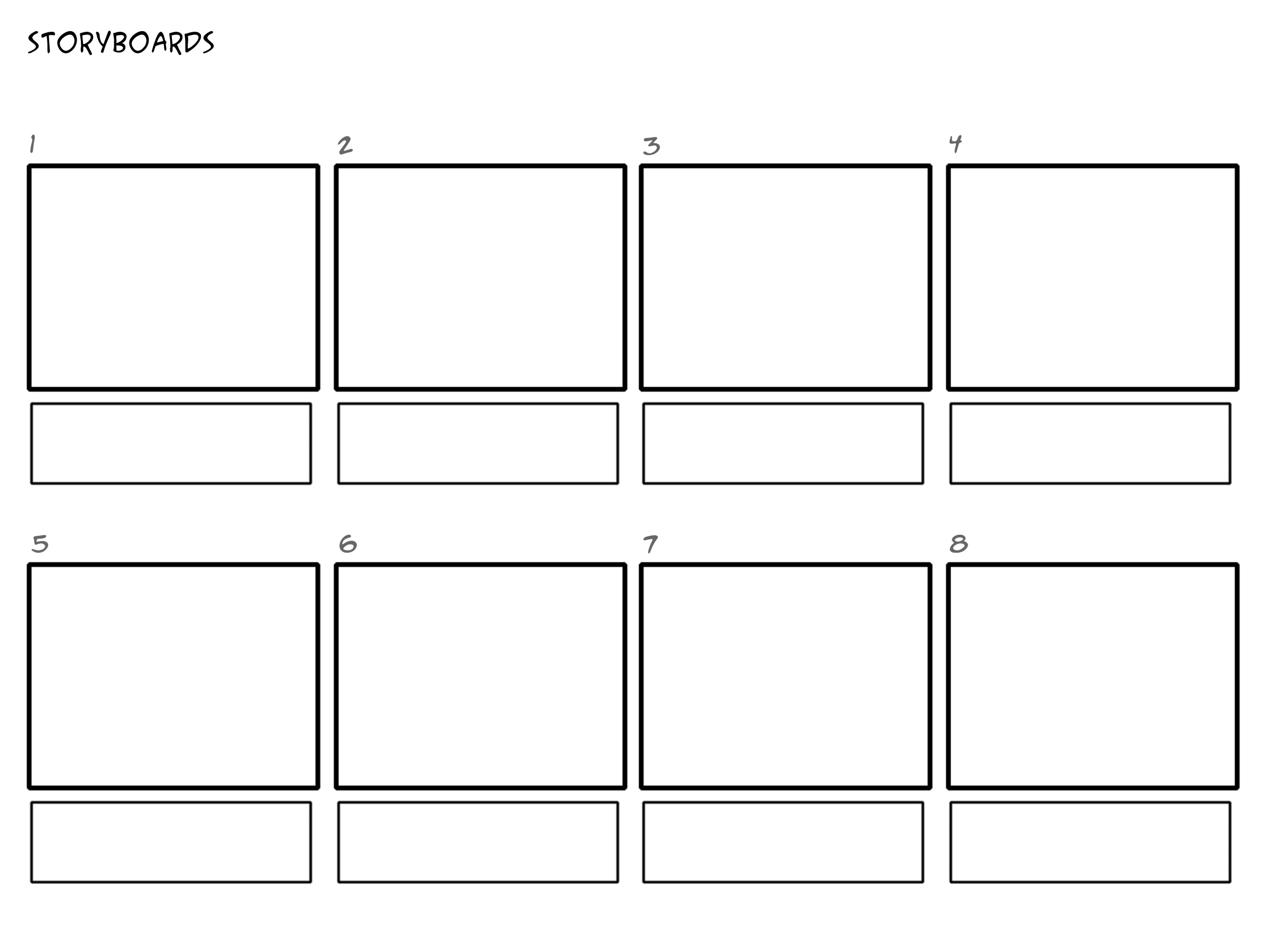 storyboard templates pontydysgu mooc. Black Bedroom Furniture Sets. Home Design Ideas